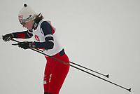 Langrenn, 01. mars 2003, Junior NM, Kristin Sønstegård, Vestringen