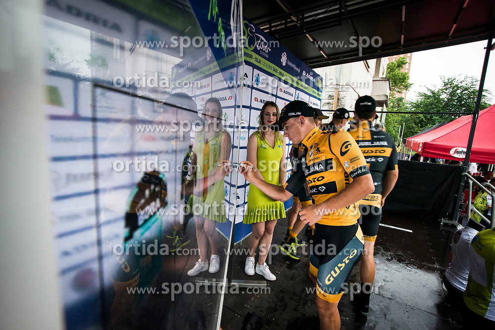 4th Stage of 26th Tour of Slovenia 2019 cycling race between Nova Gorica and Ajdovscina (153,9 km), on June 22, 2019 in Slovenia. Photo by Vid Ponikvar / Sportida