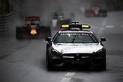 May 25-29, 2016: Monaco Grand Prix. F1 Safety Car