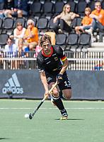 AMSTELVEEN - Tobias Hauke (C) (Dui)  EK hockey, finale Nederland-Duitsland 2-2. mannen.  Nederland wint de shoot outs en is Europees Kampioen.  COPYRIGHT KOEN SUYK