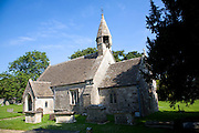 Church of Saint James, West Littleton, Wiltshire, England