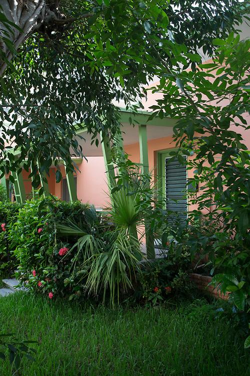 Small, Miami Modern apartments on Miami Beach's Bay Harbor Islands.