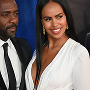 """Idris Elba and Sabrina Elba attended """"The Harder They Fall"""" Opening Night Gala - 65th BFI London Film Festival, Southbank Centre, London, UK. 6 October 2021."""