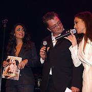 Playboy Night 2004, Lois Lane, Monique en Suzanne Klemann, hoofdredacteur