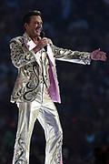 Toppers in Concert 'Royal Night of Disco' in de Amsterdam ArenA.<br /> <br /> Op de foto:  Jeroen van der Boom