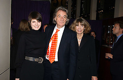 Left to right, LAUREN HASSEY, SIR PAUL & LADY SMITH at a Christmas party to celebrate the 225th Anniversary of Asprey held at their store 167 New Bond Street, London on 7th December 2006.<br /><br />NON EXCLUSIVE - WORLD RIGHTS