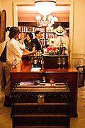 Joy Luck Club bar and lounge at Cabochon Hotel.