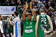 DESCRIZIONE : Beko Legabasket Serie A 2015- 2016 Dinamo Banco di Sardegna Sassari - Sidigas Scandone Avellino <br /> GIOCATORE : Marques Green<br /> CATEGORIA : Postgame Ritratto Esultanza<br /> SQUADRA : Sidigas Scandone Avellino<br /> EVENTO : Beko Legabasket Serie A 2015-2016 <br /> GARA : Dinamo Banco di Sardegna Sassari - Sidigas Scandone Avellino <br /> DATA : 28/02/2016 <br /> SPORT : Pallacanestro <br /> AUTORE : Agenzia Ciamillo-Castoria/C.Atzori