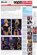 Bucks Fizz / Mailonline / April 2011