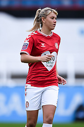 Gemma Evans of Bristol City Women - Mandatory by-line: Ryan Hiscott/JMP - 18/10/2020 - FOOTBALL - Twerton Park - Bath, England - Bristol City Women v Birmingham City Women - Barclays FA Women's Super League