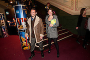 Matthew Williamson; Hayley Atwell; , CIRQUE DU SOLEIL LONDON PREMIERE OF VAREKAI. Royal albert Hall. 5 January 2009