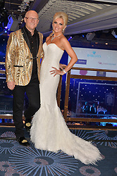 JOHN & CLAIRE CAUDWELL at The Butterfly Ball in aid of Caudwell Children held at the Grosvenor House, Park Lane, London on 25th June 2015