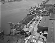 """Ackroyd 20218-8 """"City of Portland. Aerials. July 21, 1977"""" """"FMC ways"""" (Gunderson)"""