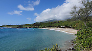 Hamoa Beach, Hana Coast, Maui, Hawaii