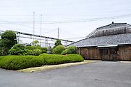 White Oak Distillery, the city of Akashi, Hyogo prefecture, Japan.