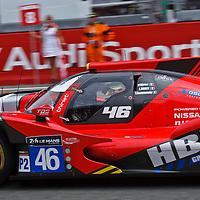 #46 Oreca 05-Nissan, Thiriet by TDS Racing, Ludovic Badey, Tristan Gommendy, Pierre Thiriet, Le Mans 24H 2015