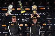June 6, 2021. Lamborghini Super Trofeo, VIR: 47 Mark Kvamme, Terry Olson, Precision Performance Motorsports PPM, Lamborghini Palm Beach, Lamborghini Huracan Super Trofeo EVO