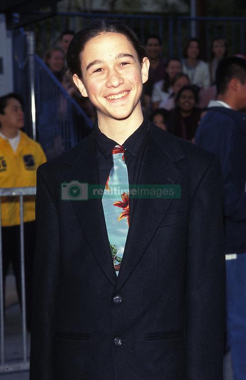 Jan 19, 1997; Los Angeles, CA, USA; Actor JOSEPH GORDON-LEVITT @ the 1997 Golden Globe Awards. (Credit Image: © Lisa O'Connor/ZUMAPRESS.com)