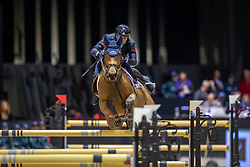 Bicocchi Emilio, ITA, Evita SG Z<br /> Jumping International de Bordeaux 2020<br /> © Hippo Foto - Dirk Caremans<br />  08/02/2020