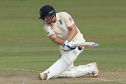 November 23, 2018 - Colombo, Sri Lanka - England cricketer Jonny Bairstaw plays a shot  on during the 1st day's play in the 3rd and final test cricket match between England and Sri Lanka at SSC international cricket stadium, Colombo, Sri Lanka. 11-23-2018  (Credit Image: © Tharaka Basnayaka/NurPhoto via ZUMA Press)