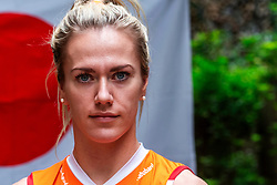 13-10-2018 JPN: World Championship Volleyball Women day 14, Nagoya<br /> Portraits Dutch Volleybal Team - Maret Balkestein-Grothues #6 of Netherlands