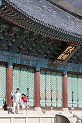Songgwangsa temple.