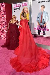 February 11, 2019 - Los Angeles, Kalifornien, USA - Rebel Wilson und Miley Cyrus bei der Weltpremiere des Kinofilms 'Isn't It Romantic' im Theatre at Ace Hotel. Los Angeles, 11.02.2019 (Credit Image: © Future-Image via ZUMA Press)
