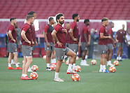 Liverpool Champions League Final Training and press 310519