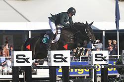 Ryan Darragh, IRL, Csf Sir George<br /> Final 5 years  old Horses<br /> Zangersheide FEI World Breeding Jumping Championship 2018<br /> © Hippo Foto - Julien Counet