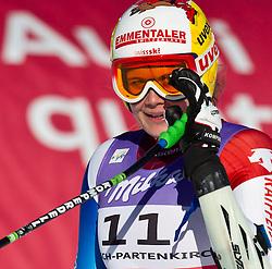 08.02.2011, Kandahar, Garmisch Partenkirchen, GER, FIS Alpin Ski WM 2011, GAP, Lady Super G, im Bild Nadja KAMER (SUI) // Nadja KAMER (SUI) during Women Super G, Fis Alpine Ski World Championships in Garmisch Partenkirchen, Germany on 8/2/2011, 2011, EXPA Pictures © 2011, PhotoCredit: EXPA/ J. Feichter