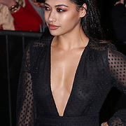London,England,UK. 21th Fen 2017. Vanessa White attends London Fabulous Fund Fair hosted by Natalia Vodianova and Karlie Kloss in support of The Naked Heart Foundation on February 21, 2017 at The Roundhouse in London, England.,UK. by See Li