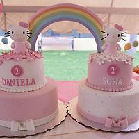 2años  Cumpleaños de Sofia & Daniela