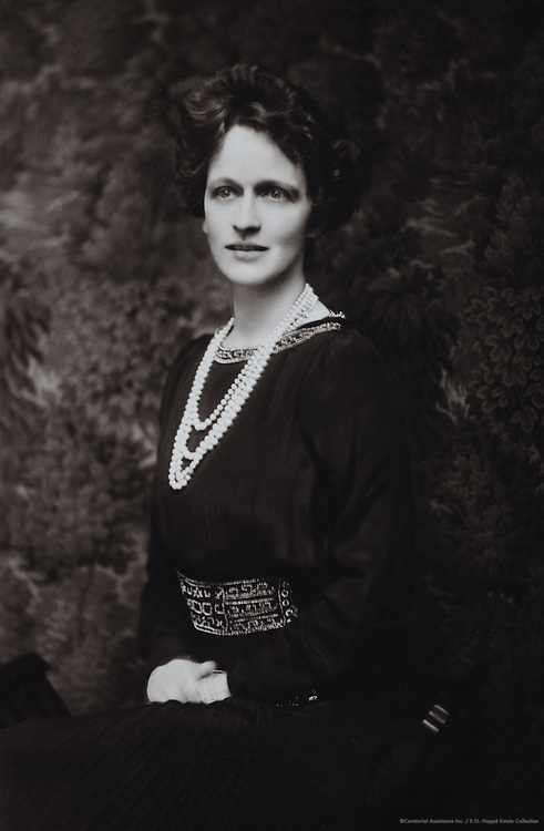 Lady Nancy Astor, Viscountess, First woman Minister of Parliament in the House of Commons, England, UK, 1917