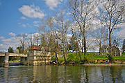 Gring's Mill Recreation Area, Berks Co., Schuylkill River Heritage Area, Historic PA