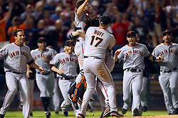 2010 World Series Champion Giants