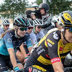 HARDENBERG (NED) CYCLING, SIMAC LADIES TOUR,   August 25th 2021,<br />Ilse Pluimers in actie tijdens de eerste etappe van Zwolle naar Hardenberg