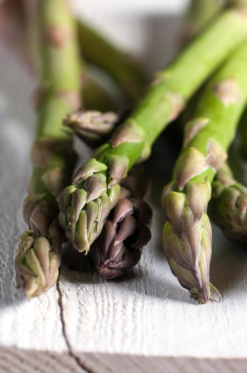 British asparagus spears.