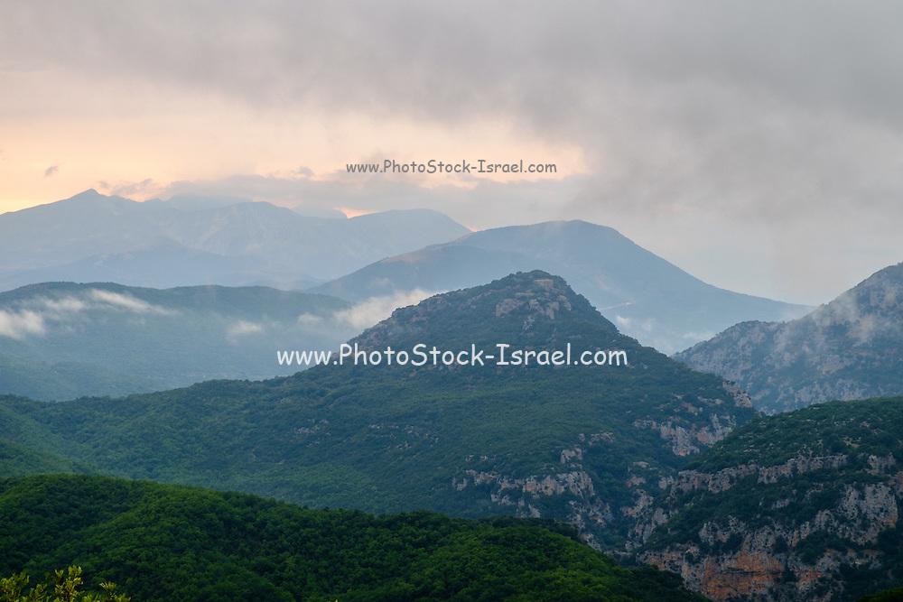 vikos-aoos national park, Greece