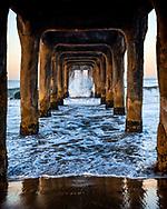 Manhattan Pier<br /> Manhattan Beach, California