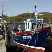 Isle of Scalpay, Outer Hebrides, Scotland<br />
