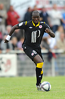 FOOTBALL - FRIENDLY GAMES 2010/2011 - STADE BRESTOIS v LILLE OSC - 31/07/2010 - PHOTO PASCAL ALLEE / DPPI - MOUSSA SOW (LILLE)
