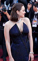 Marion Cotillard at the 70th Anniversary Ceremony arrivals at the 70th Cannes Film Festival Tuesday 23rd May 2017, Cannes, France. Photo credit: Doreen Kennedy