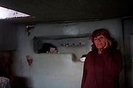 """Tijuana 2015.<br /> Miss Eva is in Tijuana since 11 years. She had not enough money so she paid a """"coyote"""" just for her daughter. Eva stil in Tijuana and had news from her daughter after just 11 years.<br /> <br /> La signora Eva è venuta a Tijuana per provare ad entrare negli USA, non aveva molti soldi e quindi ha pagato un """"coyote"""" per far entrare sua figlia. Lei è ancora a Tijuana ed ha ricevuto notizie di sua figlia  solo dopo undici anni."""