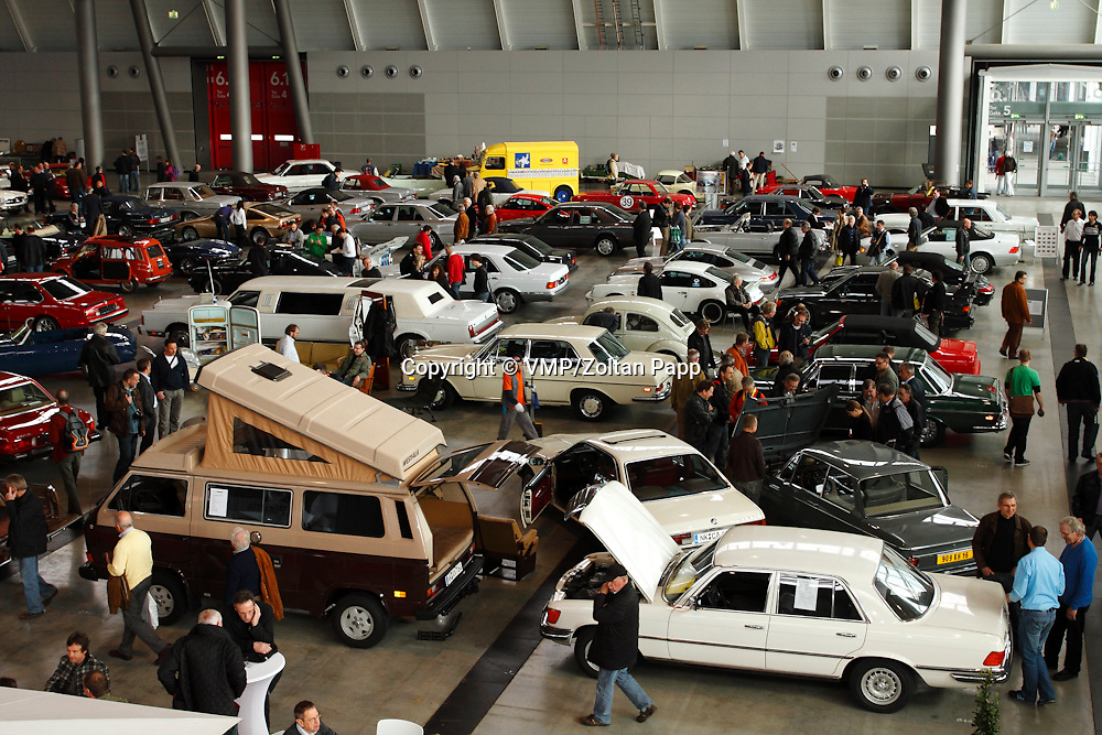 Private vendor's cars, Retro Classics 2011