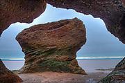 Hopewell Rocks , Cape Hopewell Rocks, New Brunswick, Canada