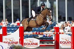Sweetnam Shane (IRL) - Rolette<br /> WEF Challenge Round III <br /> Wellington 2012<br /> © Hippo Foto - Cealy Tetly