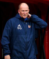 Sunderland manager Simon Grayson - Mandatory by-line: Robbie Stephenson/JMP - 28/10/2017 - FOOTBALL - Stadium of Light - Sunderland, England - Sunderland v Bristol City - Sky Bet Championship