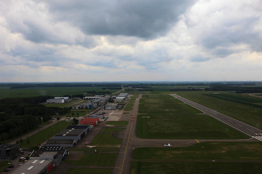 Nederland, Flevoland, Lelystad, 22-05-2011;.Vliegveld Lelystad. Airport Lelystad..luchtfoto (toeslag), aerial photo (additional fee required).foto/photo Siebe Swart