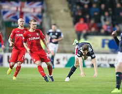Falkirk 1 v 1 Rangers, Scottish Championship game played 27/2/2014 at The Falkirk Stadium .