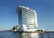 Porcellis European HQ of Calvin Klein & Tommy Hilfiger,  MVSA Architects
